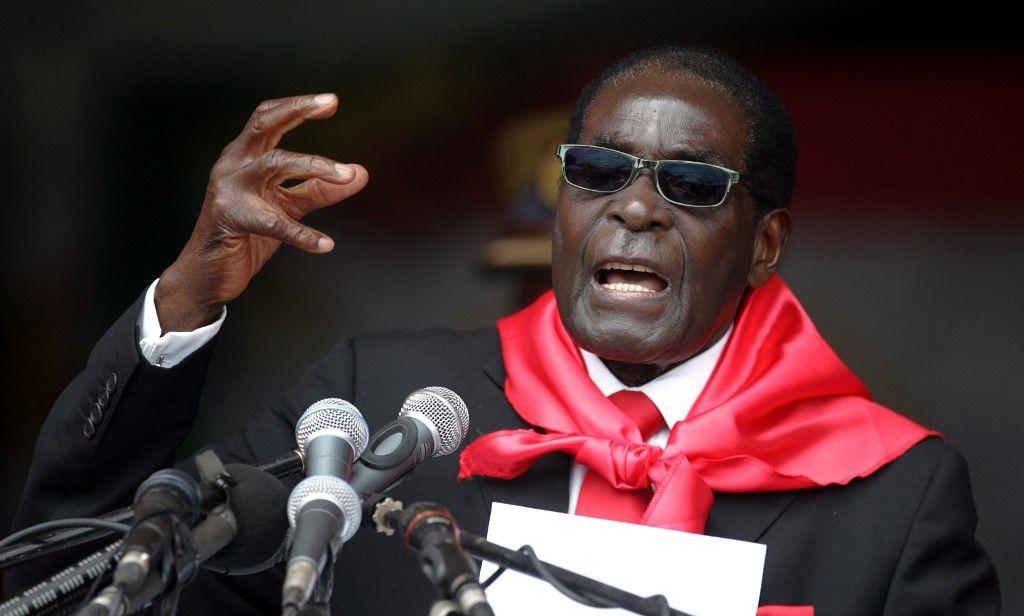 Mort de l'ancien président du Zimbabwe Robert Mugabe