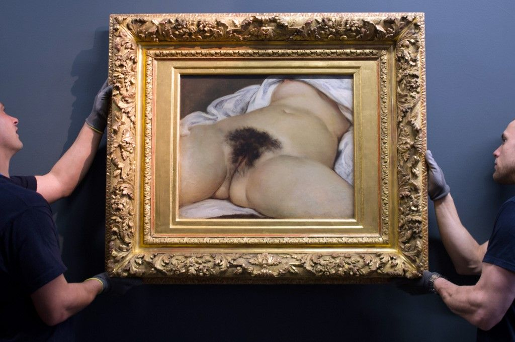 l'origine du monde Gustave Courbet planning familial France femmes