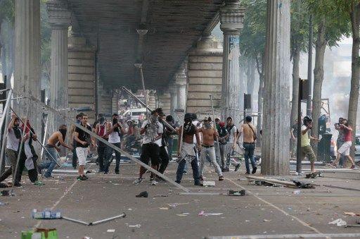 Des violences avaient éclaté lors d'une manifestation pro-Palestine le 19 juillet 2014.