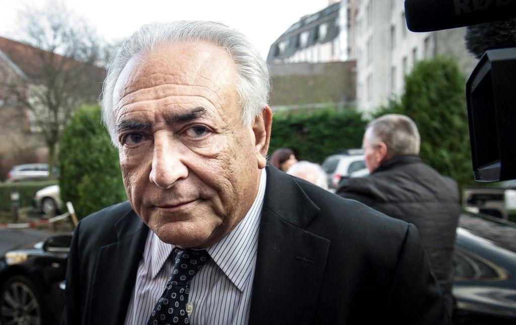 """""""Grand retour"""" de DSK : ambition politique 1, ambition économique 0"""