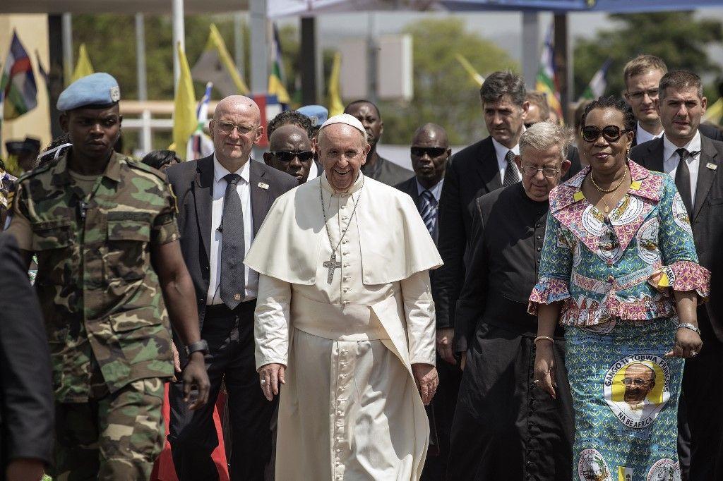 Le rôle méconnu joué par le Vatican pour apaiser les rivalités ethniques en Centrafrique et au Soudan du sud