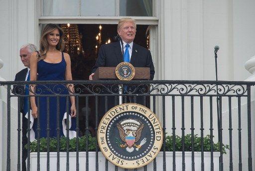Donald Trump s'inspire du défilé militaire français pour la parade du 4 juillet