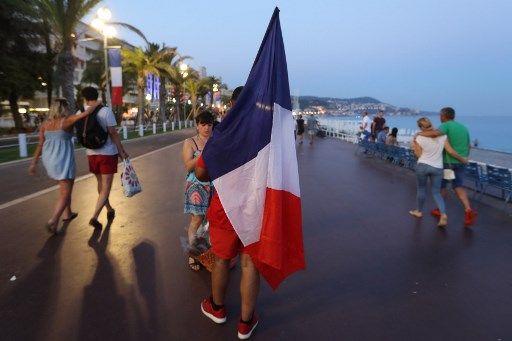 Nice organise son premier feu d'artifice pour la fête nationale depuis l'attentat de 2016