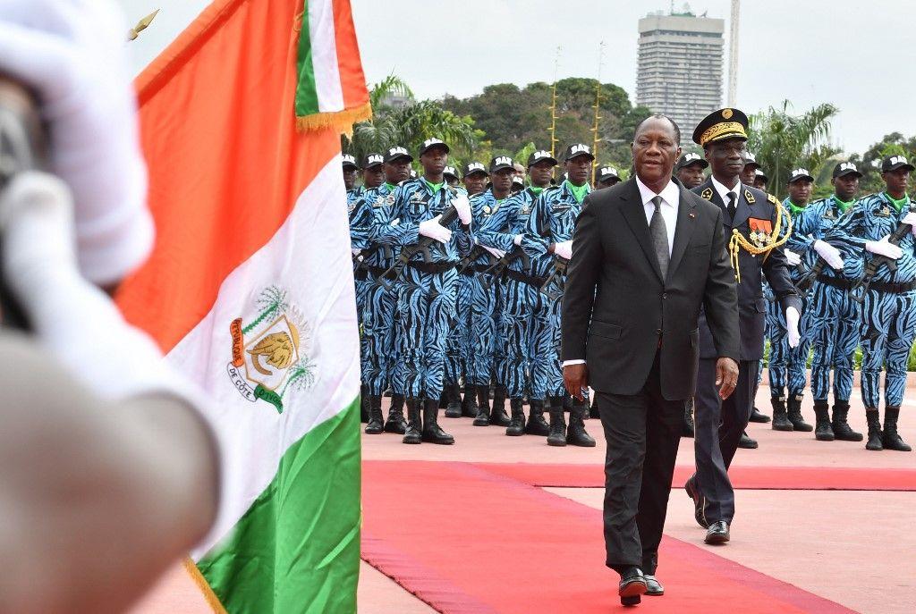 Côte d'ivoire élection présidentielle