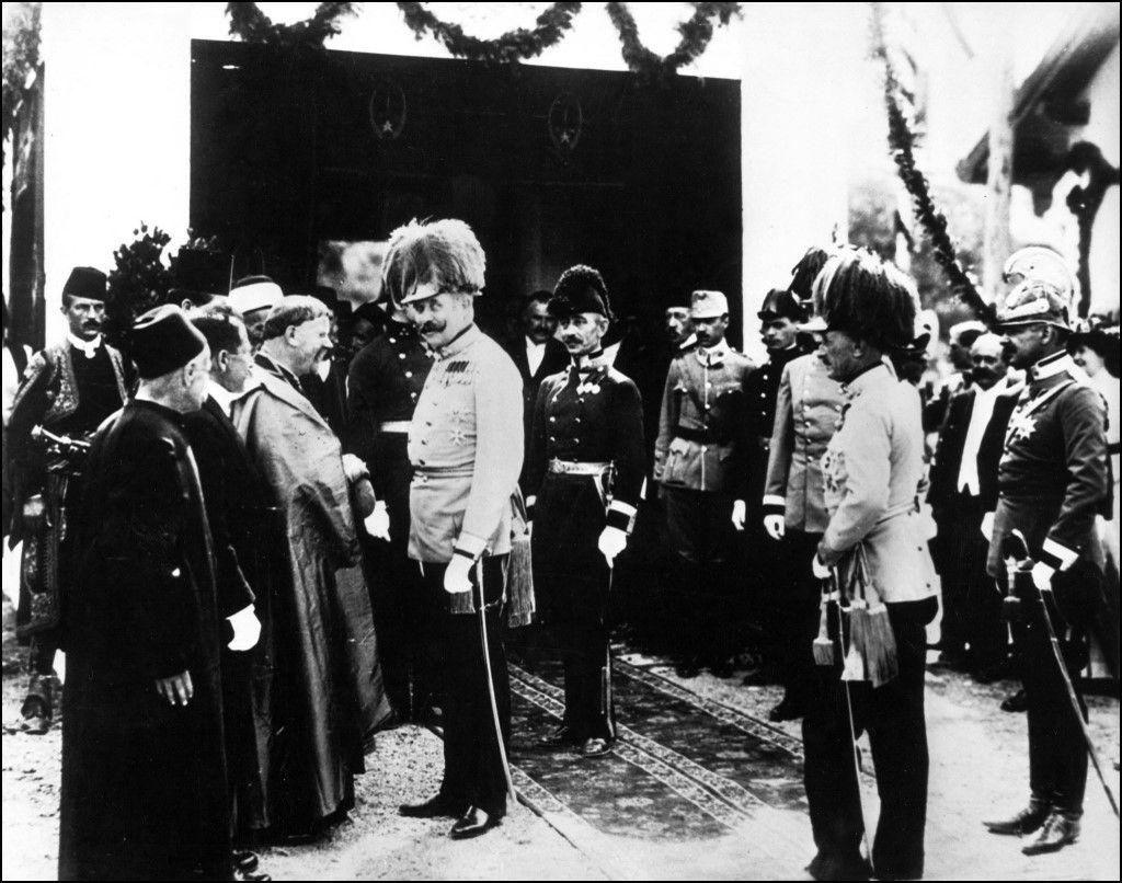 """""""Finis Austriae"""" ou la mort d'un Empire (1914-1919)."""