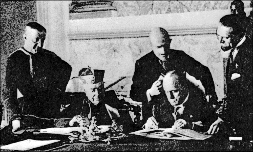 Comment la Cité du Vatican a été fondée par Mussolini