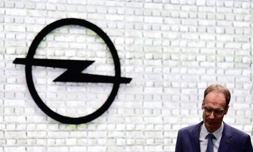Michael Lohscheller, PDG d'Opel.