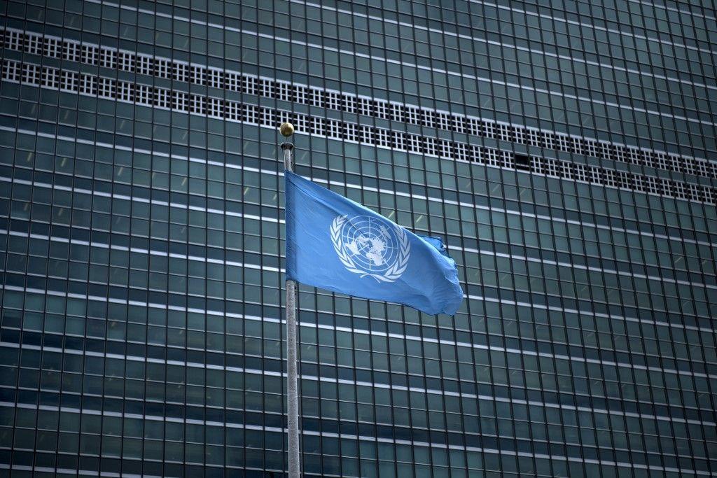 Nations Unies New York coronavirus covid-19