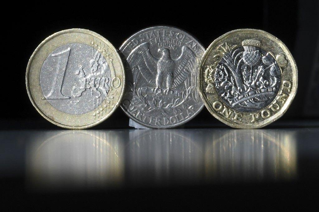 L'Euro est en hausse du fait de la relative bonne santé de l'économie européenne.