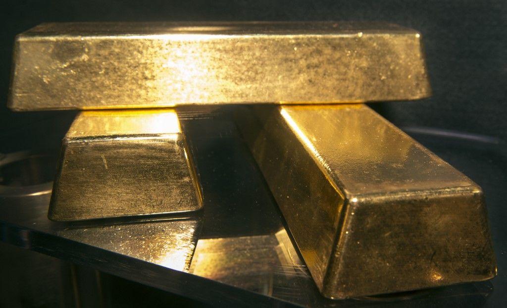 La flambée de l'or