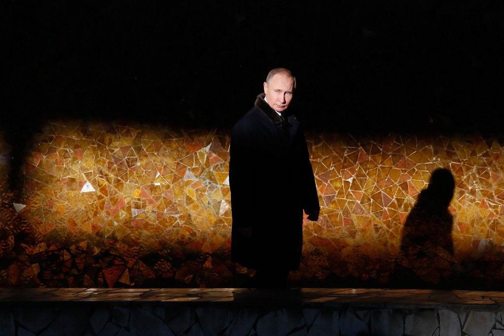 Revers électoral pour Vladimir Poutine