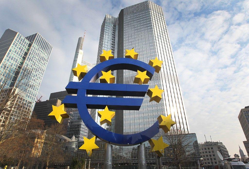 bce banque centrale européenne Europe