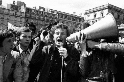 Alerte monde contesté : 1968- 2018 : le retour du péril jeune (mais lequel cette fois-ci...) ?