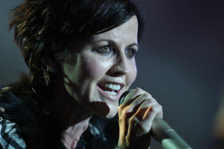 """Mort de Dolores O'Riordan, la chanteuse du groupe """"The Cranberries"""""""
