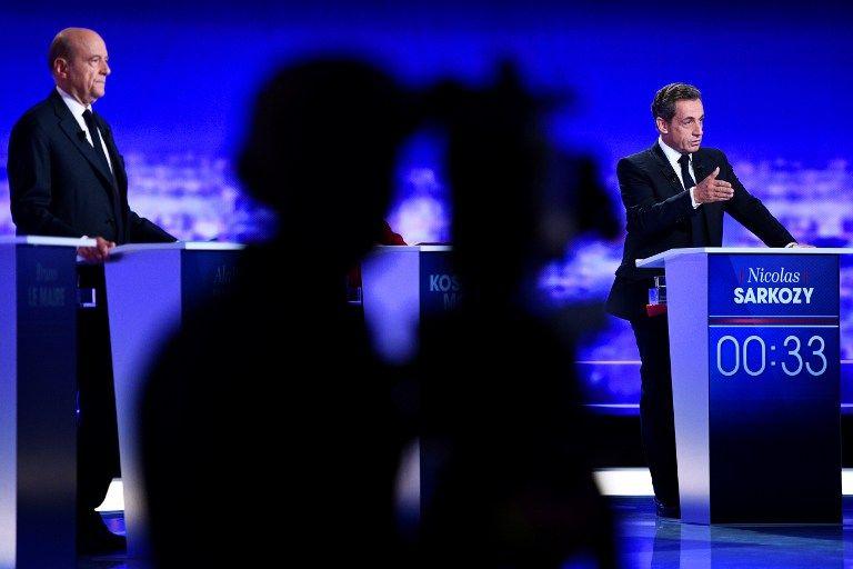 Juppé / Sarkozy : le match des stratégies politiques du dernier mano a mano de la primaire de la droite et du centre