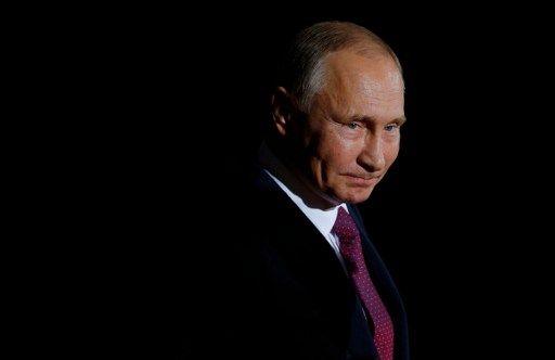 Vladimir Poutine à nouveau candidat en 2018