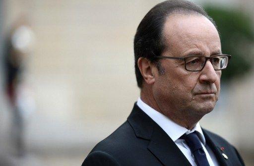 """François Hollande salue des """"résultats impressionnants"""" contre l'État islamique"""