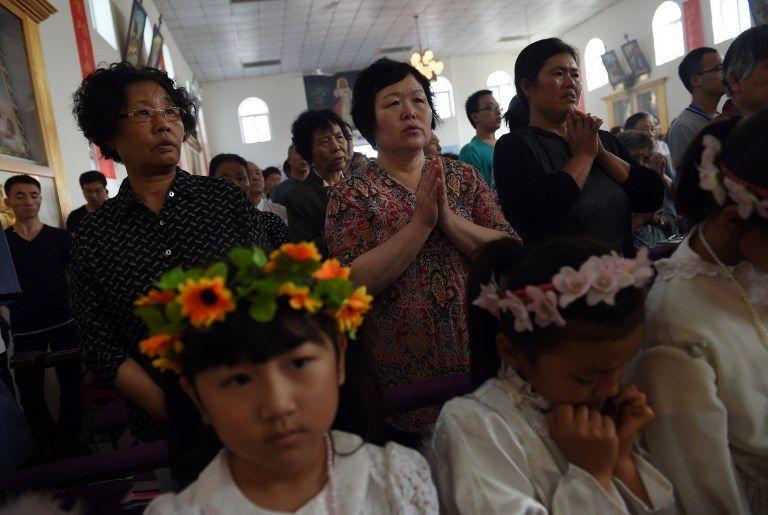 Le Vatican et la Chine annoncent un accord préliminaire sur la nomination d'évêques