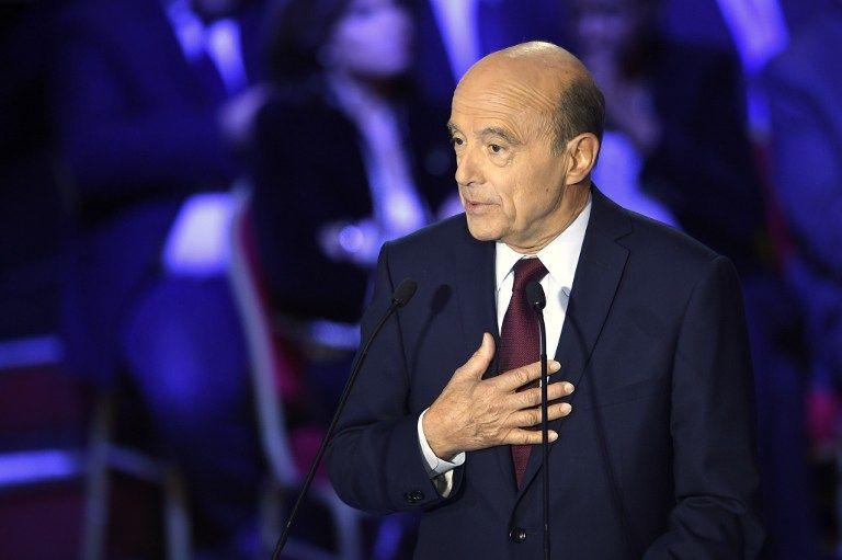 """Alain Juppé : """"Je regarde les sondages avec la plus grande prudence"""""""