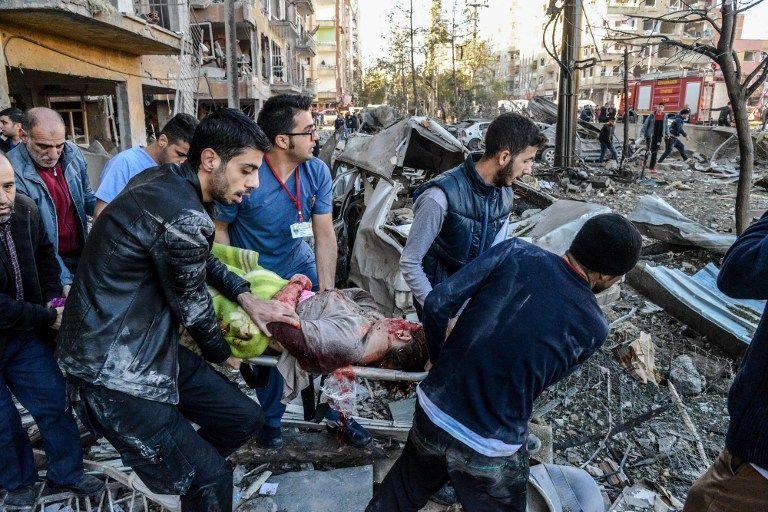 Puissante explosion en Turquie : 8 morts et plus de 100 blessés