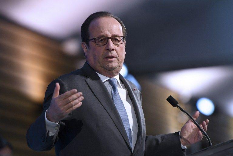 L'entourage de François Hollande évoque la possibilité de faire l'impasse sur la primaire