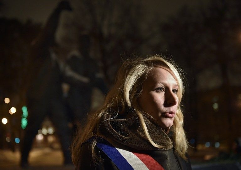 """Marion Maréchal-Le Pen : """"Mon départ n'est ni une rupture ni une provocation"""""""