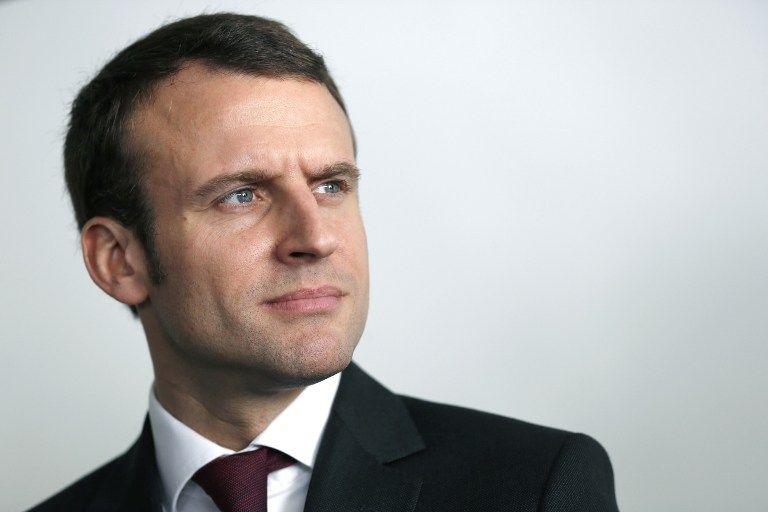 "Emmanuel Macron salue Alain Juppé, ""un grand responsable politique"""