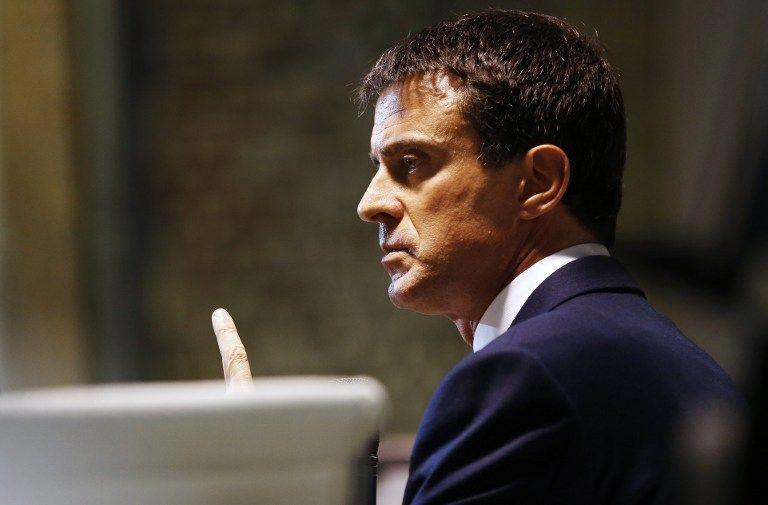 """Thomas Guénolé : """"Il est parfaitement incohérent que Manuel Valls, en tant que Premier ministre, ait voulu devenir porte-étendard du slogan """"Je suis Charlie"""", tout en signant des contrats avec le régime saoudien."""""""