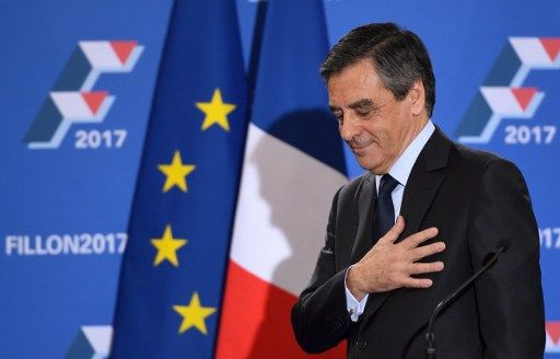 François Fillon ou Emmanuel Macron serait vainqueur largement de Marine le Pen au second tour.