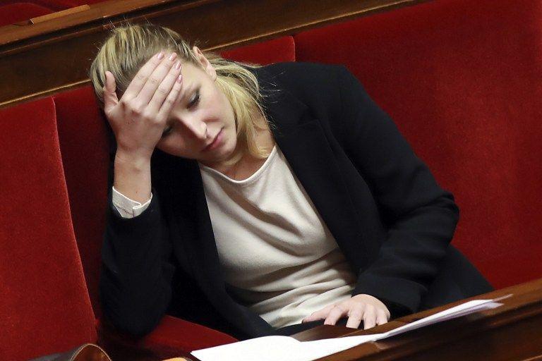 Marion Maréchal-Le Pen annonce qu'elle sera candidate aux législatives