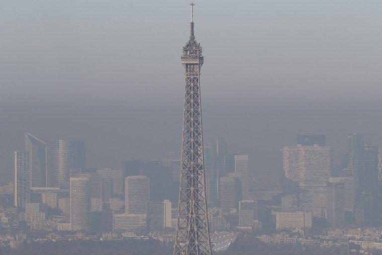 Pic de pollution à Paris : la situation s'aggrave