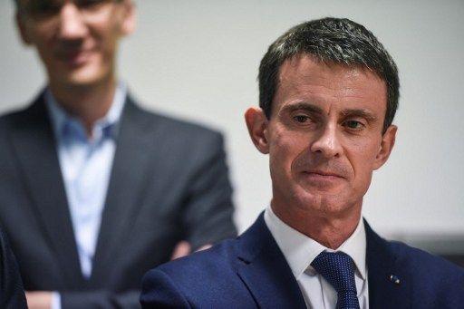 """Manuel Valls : """"Je veux casser l'esprit de défaite. Et créer l'espoir."""""""