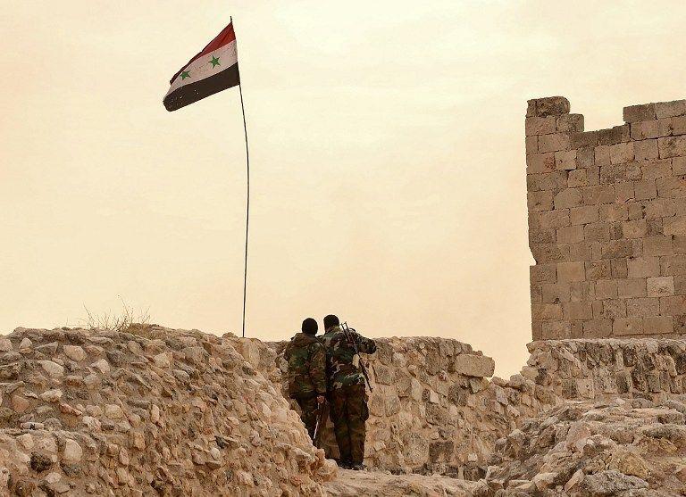 """Syrie : un cessez-le-feu """"total"""" entrera en vigueur à minuit"""