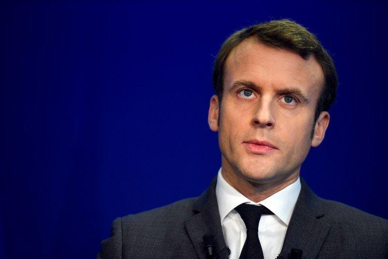 """Emmanuel Macron se pose en candidat """"de la France qui travaille"""" et veut reconquérir les classes moyennes"""
