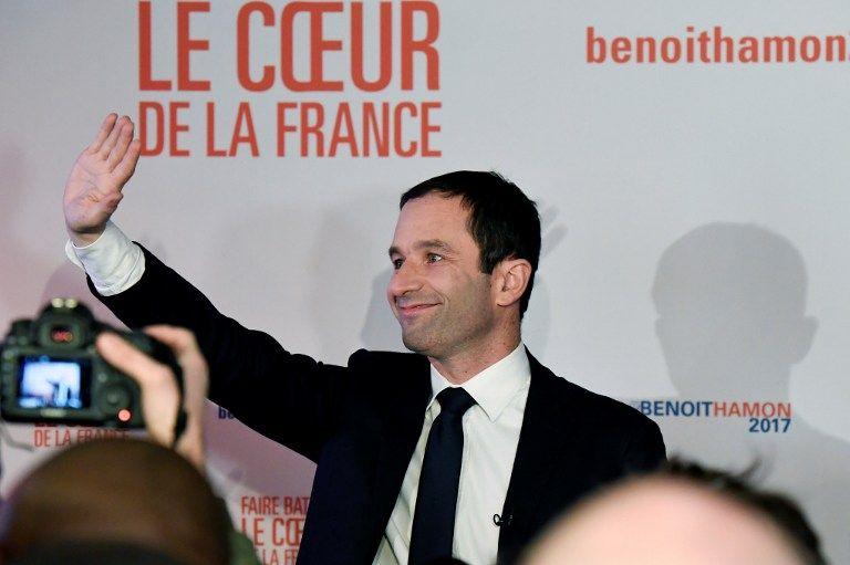 Quand le kebab nocturne d'Hamon fait mieux que le portrait officiel de Macron