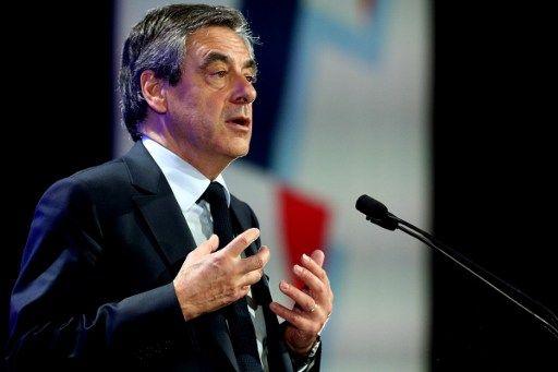 """François Fillon : """"Je suis en colère quand je vois que la démagogie atteint des sommets dans cette campagne"""""""