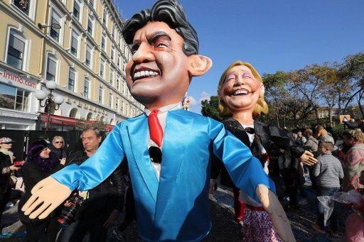 Le Pen/Mélenchon : Europe, entreprises, impôts... le match des programmes de rupture