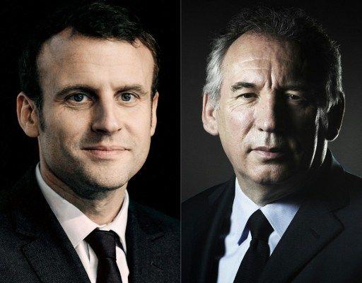 """Présidentielle 2017 : François Bayrou veut construire """"un courant politique central"""" avec Emmanuel Macron"""