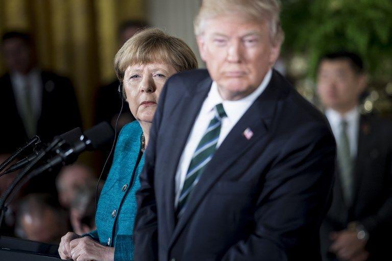 Le parapluie américain, c'est fini : quelles conséquences pour l'Europe si Angela Merkel avait raison (mais a-t-elle raison...) ?