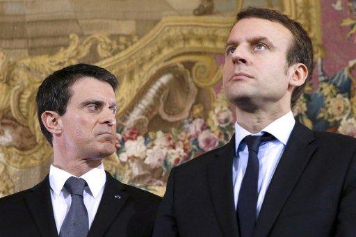 Présidentielle : six Français sur dix estiment que Manuel Valls est un handicap pour Emmanuel Macron