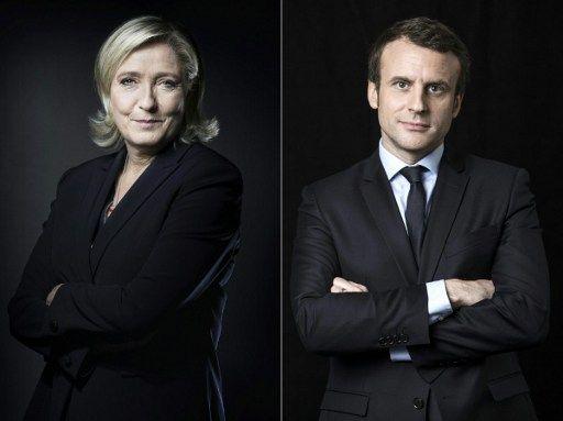 Présidentielle 2017 : un nouveau sondage donne Marine Le Pen en tête