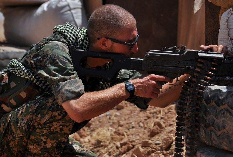 Syrie : les djihadistes ont été chassés de la ville de Raqqa