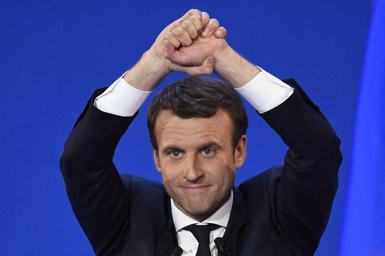 Emmanuel Macron président de la République : retour sur la soirée électorale