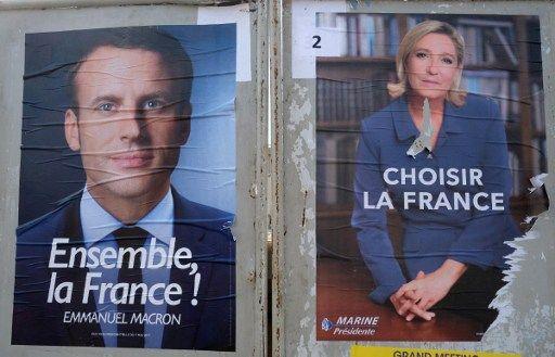Choisir la France, c'est renoncer à Marine Le Pen
