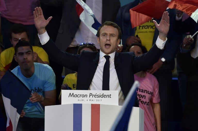 Macron superstar : les petits secrets des rouages bien huilés des meetings d'En Marche