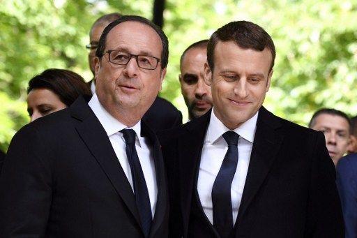 """""""Au fond de moi, je fulminais"""" : amer, François Hollande revient sur l'ascension politique d'Emmanuel Macron"""