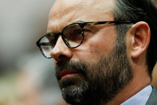 Édouard Philippe nommé Premier ministre