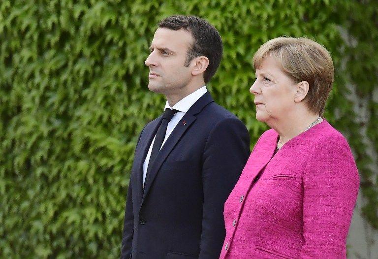 Macron et Merkel préparent-ils en secret un plan d'unification de la France et de l'Allemagne afin de relancer la construction européenne ?