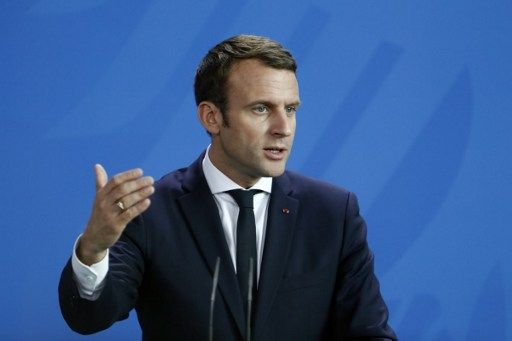 """Vladimir Poutine à Versailles : """"Dialoguer, ce n'est pas s'aligner"""", estime Christophe Castaner"""