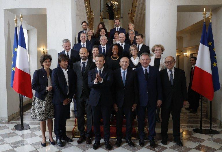 Une majorité de Français classe La République En Marche à droite